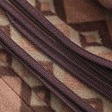 Большой коврик для пикника пляжа отдыха KingCamp Picnik Blankett  200 x 178см коричневый, фото 3