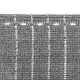 Затеняющая 90%, защитная сетка, для сада огорода дачи  (2x115г), 1х50м., AS-CO23010050SB, фото 2