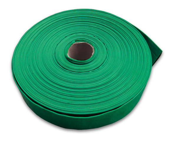 "Шланг AGRO-FLAT W.P.3, 1 1/4"", 100 м, GREEN, WAF3B114100"