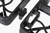 Газонная решетка HOBBY, 415 x 415 x 25 мм, KRHB25, фото 2