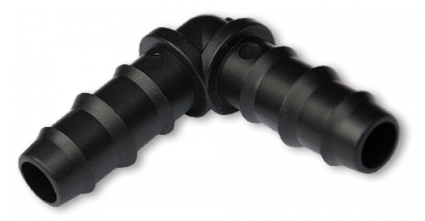 Соединитель-колено для трубки 16мм, DSWA02-16L
