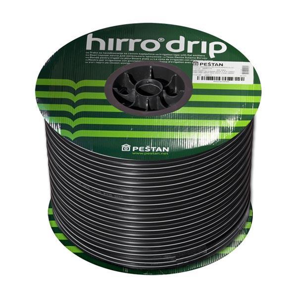 Капельная лента для капельного полива 16мм, 8mil, 1,6 л/ч, 30см, HIRRO DRIP, DSTHD 16081630-2500