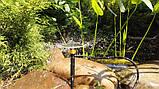 """Капельница регулируемая для систем капельного полива, 0-80 л/ч, вход 1/4"""", DSZ-1305, фото 5"""