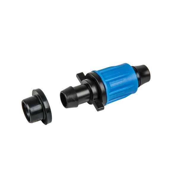 Стартовый коннектор для трубок, лент, PE 16 мм, DSWAQJ-L16