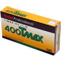 Профессиональная фотопленка kodak t-max 400 tmy 120x5 ww
