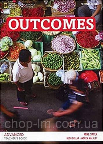 Книга для учителя Outcomes (2nd Edition) C1 Advanced Teacher's Book + Class Audio CD / NGL, фото 2