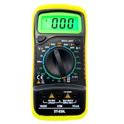 Мультиметр DT 830 L 179284