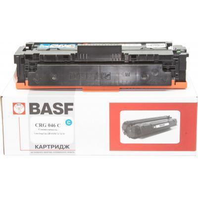 Картридж BASF Canon 046C LBP-650/654/MF-730 аналог 1249C002 (KT-CRG046C)