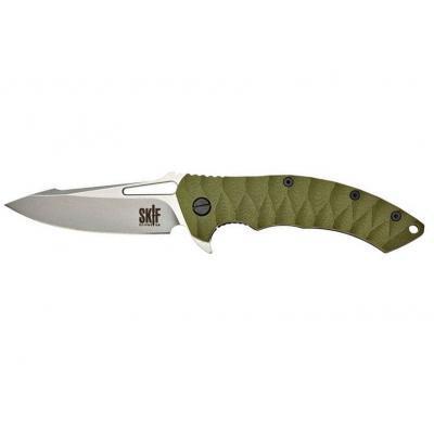 Нож SKIF Shark II SW Olive (421SEG)