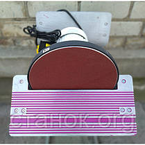 OPTIgrind TS 305 тарельчато-шлифовальный станок плоскошлифовальный оптигринд тс 305, фото 3