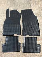 Резиновые коврики Renault Megan's lll 08-/ Fluence 09-4шт.