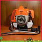 Бензиновая мотокоса FS 490 ( Коса моторизованная ФС 490) 3.5кВт/5л.с/ 9000 об., фото 4