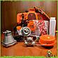 Мотокоса бензиновая FS 490 ( Моторизованная коса ФС 490) 3.5кВт/5л.с/ 9000 об., фото 2