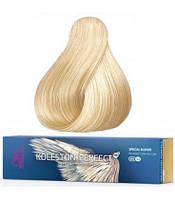 Wella Koleston Perfect Стойкая крем-краска. 12/07 Специальный блонд Натуральный коричневый (крем-брюле) 60 мл.