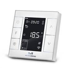 Умный термостат MCO Home для электрического теплого пола, Z-Wave, 230V АС, 16А, белый