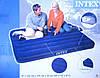 Матрас надувной Intex 68758 (137х191х22см) двухспальный