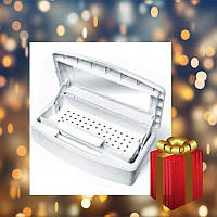 Стерилизатор-емкость для замачивания инструментов 500 мл. Гель лак Tertio в подарок