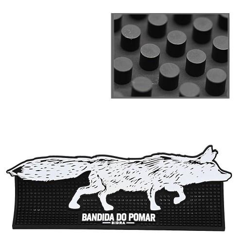 Коврик резиновый Barber BANDIDA DO POMAR (46см*20см*0,8см*)