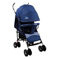 Детская коляска-трость WBL S903AB Dark Blue-19