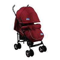 Детская коляска-трость WBL S903AB Dark Red-19