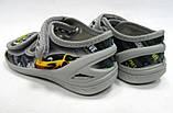 Детские текстильные тапочки, мокасины, туфли, сандали для мальчика тм Waldi 23,24,26, фото 4