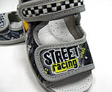 Детские текстильные тапочки, мокасины, туфли, сандали для мальчика тм Waldi 23,24,26, фото 6