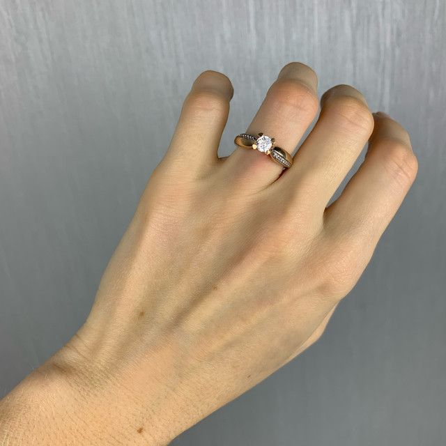 купить бу золотое кольцо в ломбарде