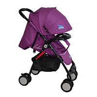 Детская прогулочная коляска-книжка FK8111AB Purple-19