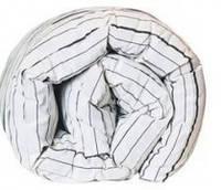 Матрас ватный детский Тик, размер 140х60