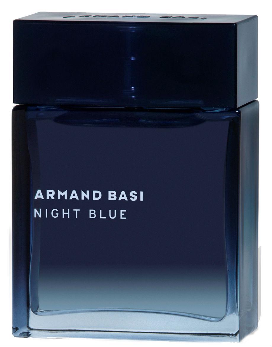 Оригінал Armand Basi Night Blue 100ml Туалетна вода Чоловіча Арманд Баси Синя Ніч