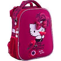 Рюкзак школьный ортопедический каркасный 531 Hello Kitty HK18-531M, фото 1