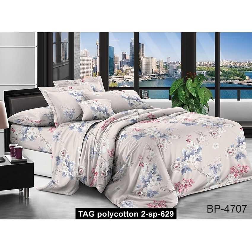 Комплект постельного белья BP4707, TAG polycotton 2-sp-629