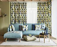 Mid century modern в новій колекції текстилю
