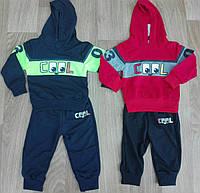 Спортивный  костюм 2 в 1 для мальчика оптом, Sincere, 80-110 см,  № ZOL-884