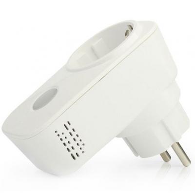 broadlink Умная розетка Broadlink Wi-Fi розетка SP Contros с таймером (Contros) Contros 184497-01-СТ