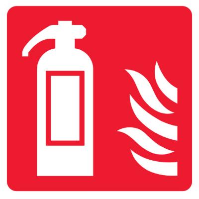 Знаки и таблички пожарной безопасности
