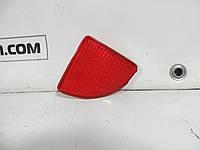 Катафот відбивач в бампер задній правий Renault Kangoo (2003-2008) OE:7700308720, фото 1