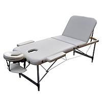 Стіл масажний ZENET ZET 1049/L - CREAM ( 195*70*61)