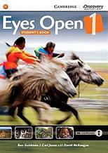 Учебник Eyes Open 1 Student's Book (автор: Ben Goldstein), Cambridge University Press
