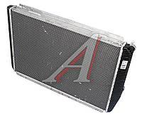 Радиатор водяного охлаждения УАЗ 3163 Патриот дв.409,Iveco (2 рядн.алюм) 2008-19 г.в. (пр-во Иран)