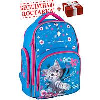 Рюкзак ортопедический Kite Education 706M Rachael Hale, для девочек, бирюзовый R20-706M