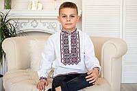 Дитяча вишита сорочка машинної вишивки