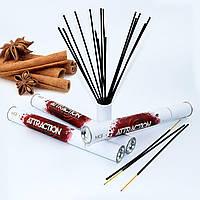 Ароматичні палички з феромонами і ароматом кориці MAI Cinnamon (20 шт) для будинку, офісу, магазину