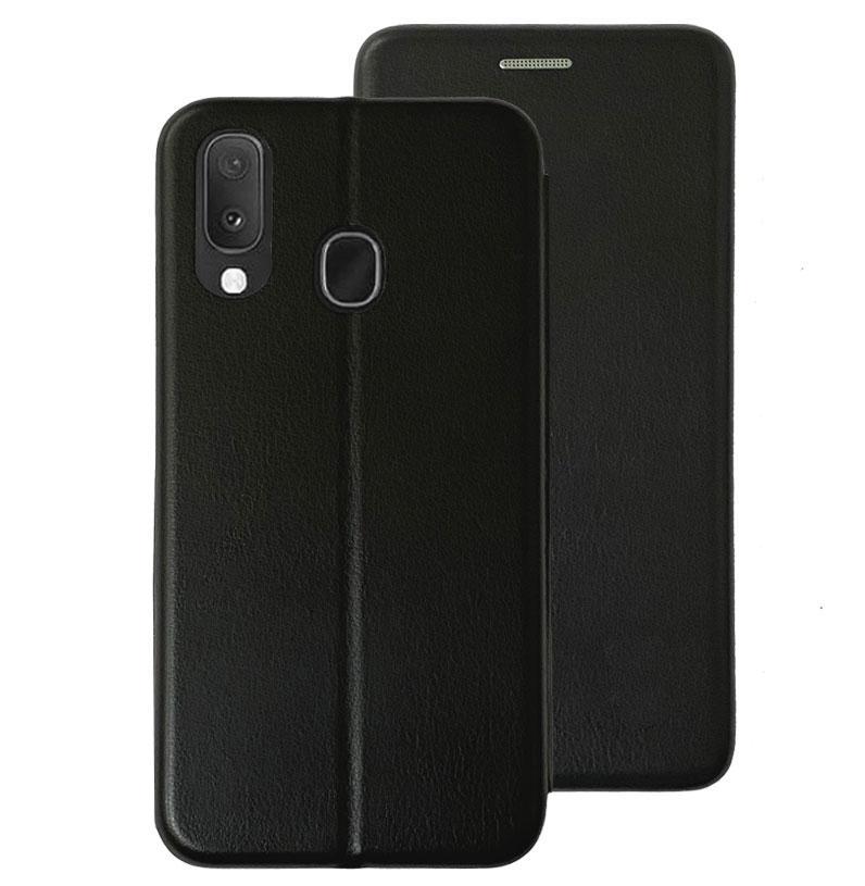 Чехол-книжка Primolux Besus для телефона Samsung Galaxy A20e (SM-A202) - Black