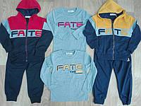 Спортивный костюм-тройка Sincere для мальчика оптом, 98-128  рр., арт. ZOL-843