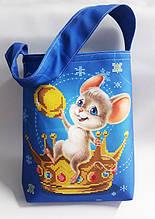 Пошитая сумочка для вышивки бисером
