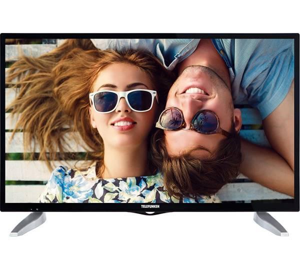 Телевизор Telefunken D32H287M4CW ( Wi-Fi / 400Hz / Smart TV / DVB-T2(HD), DVB-S2, DVB-C)