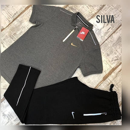 Костюм футболка і штани, фото 2