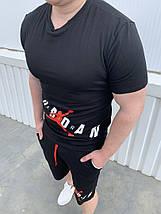 Мужской костюм футболка и шорты, фото 3