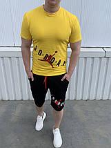 Мужской костюм футболка и шорты, фото 2